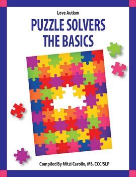 puzzle solvers the basics by love autism teachers pay teachers