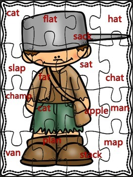 """Puzzle Sort...Short and Long """"A"""""""
