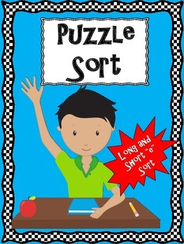 "Puzzle Sort...Short and Long ""E"""