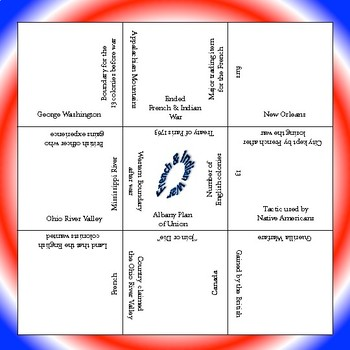 Puzzle Squared: American Revolution Review Game