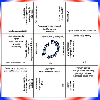 Puzzle Squared: Westward Expansion