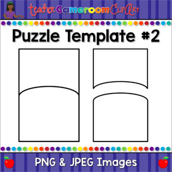 Puzzle Template #2