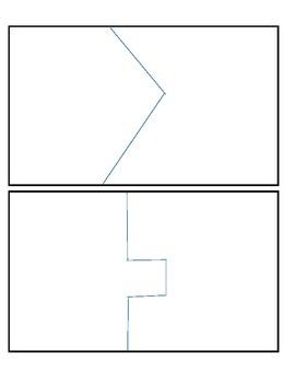 Puzzle Template Bundle