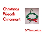Puzzle Wreath/Frame Instructions