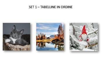 Puzzle di tabelline (PDF gratuito)