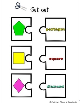 Puzzle of Shapes