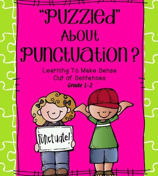 """Puzzled"" About Punctuation?"