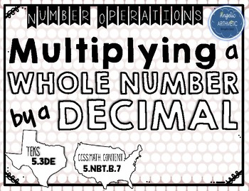 Puzzled By: Multiplying a Decimal by a Whole Number