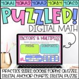Puzzled! | Digital Math Unit | 4.OA | Google Classroom | Distance Learning