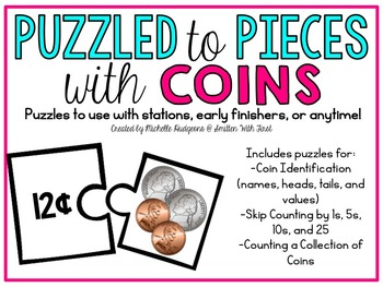 Puzzled to Pieces with Coins
