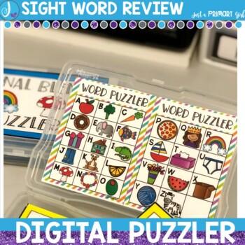 ~*Sight Words Center