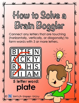 Puzzlers Pack #3: Even More Brain Builders, Mind Teasers & Word Puzzles
