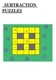 Puzzles: Addition Subtraction