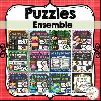 Puzzles - Ensemble / Growing Bundle