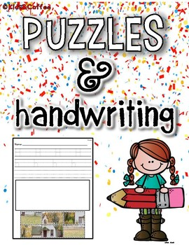 Puzzles & Handwriting