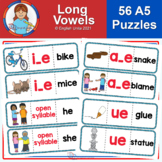 Puzzles - Long Vowels