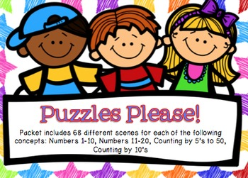 Puzzles Please!