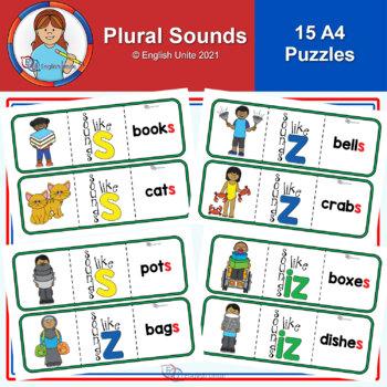 Puzzles – Plural Sounds