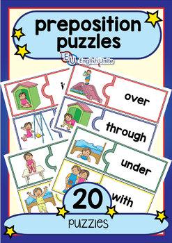 Puzzles - Prepositions