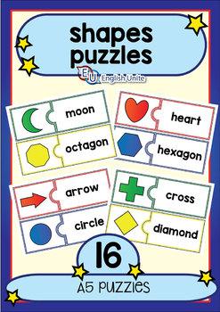 Puzzles - Shapes