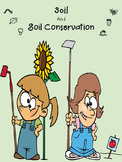 Crossword Puzzles - Soil, Soil Enrichment, and Soil Conservation