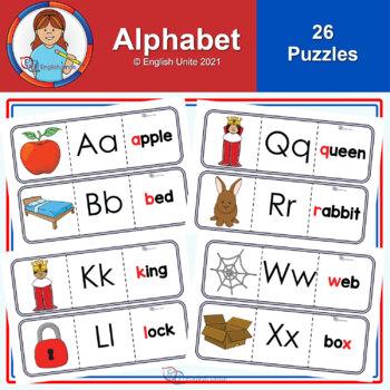 Puzzles - The Alphabet
