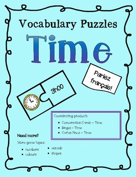 Puzzles - Time