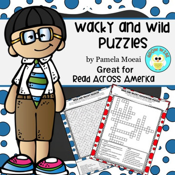 Puzzles!  Wacky and Wild!