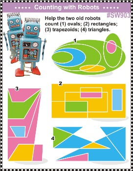Puzzles and Mazes 9 - Visual, Math and Logic Puzzles