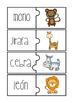 Puzzles de animales {listos para usar}