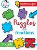 Puzzles de fractions