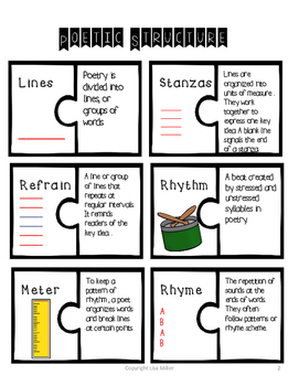 Puzzles of Literature Interactive Notes ~with Differentiated/Interactive Notes