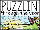 Puzzlin' It Through the Year