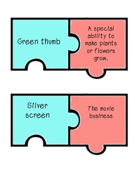 Puzzling Idioms