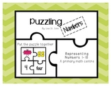Puzzling Numbers: Representing Numbers 1-10