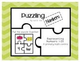 Puzzling Numbers: Representing Numbers 1-20