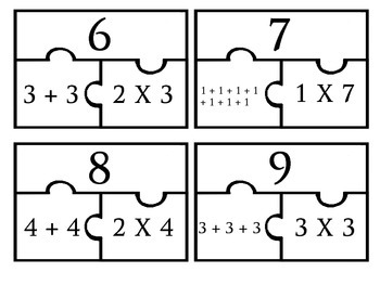 Puzzling Over Addition and Multiplication:  A Differentiated Activity