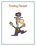 Puzzling Percent (Fraction Decimal Percent Conversion)
