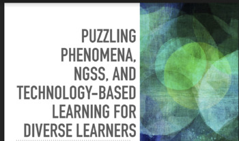 Puzzling Phenomena and NGSS