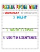 Puzzling Popcorn Words- A Magnetic Letter Sight Word Activity