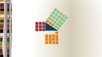 Puzzling Pythagoras Mini Bundle: Script,Simulation & Interactive Puzzle Template
