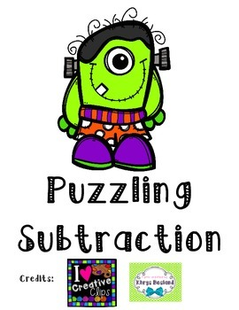 Puzzling Subtraction