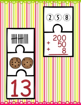 Puzzling through Place Value
