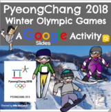 PyeongChang 2018 - A Google Slides Activity