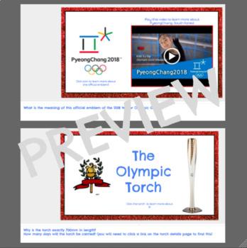 PyeongChang 2018 - A Google Slides Activity