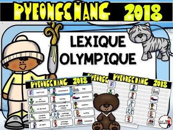 PyeongChang 2018 - Lexique Olympique (GRATUIT)