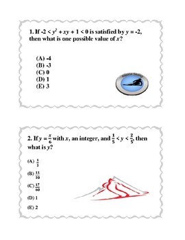 Math Olympics-SAT