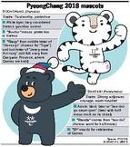 PyeongChang Olympic 2018 Mascot