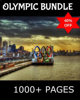 PyeongChang Olympic Bundle (40% savings!)
