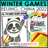 Winter Olympics for Kindergarten, First Grade, and Second Grade